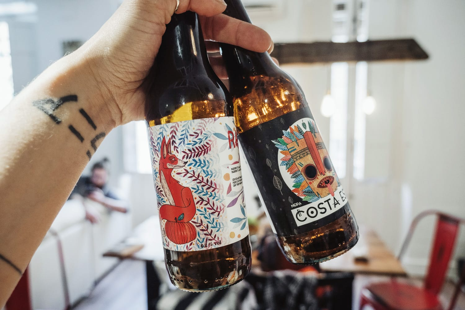 spanish craft beer
