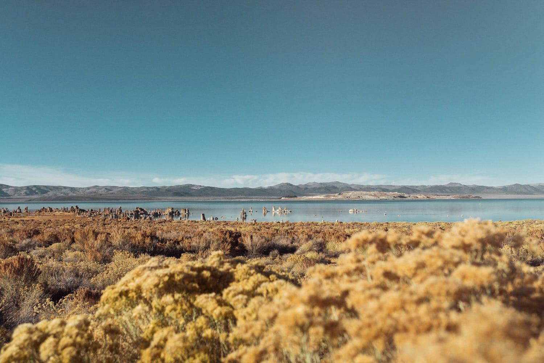 Monolake, Eastern Sierra Desert
