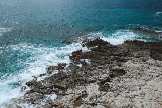 Ponta Veslo on Luštica peninsula, Herceg Novi, Montenegro