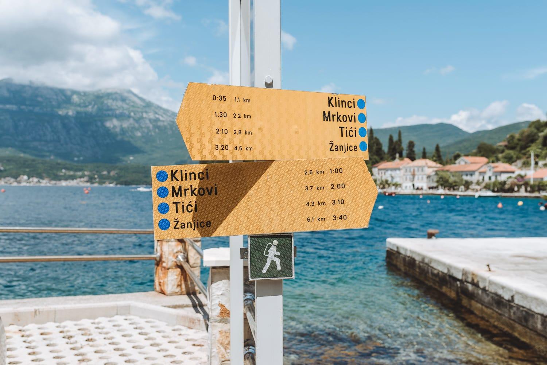 Luštica peninsula, Herceg Novi, Montenegro