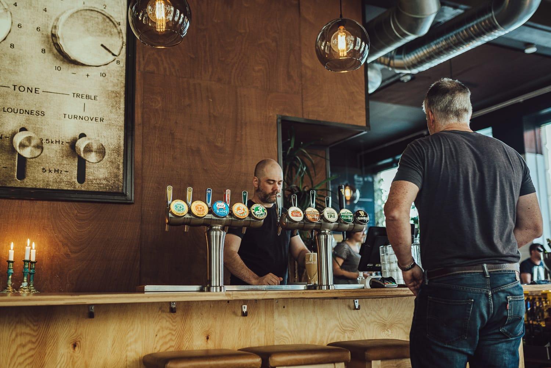 Tempo Tempo bar in Bergen, Norway
