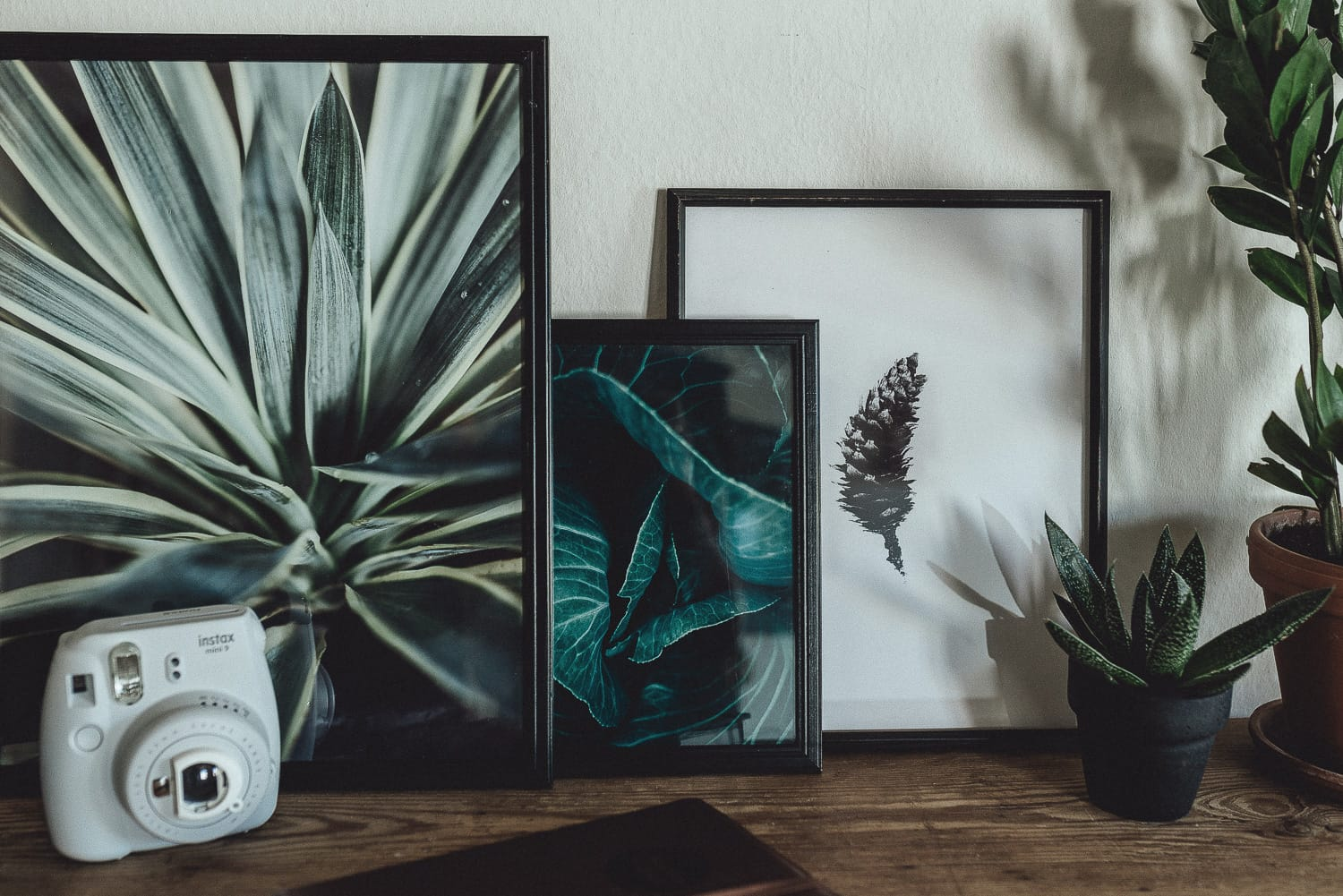 Still life of photo art from Printler