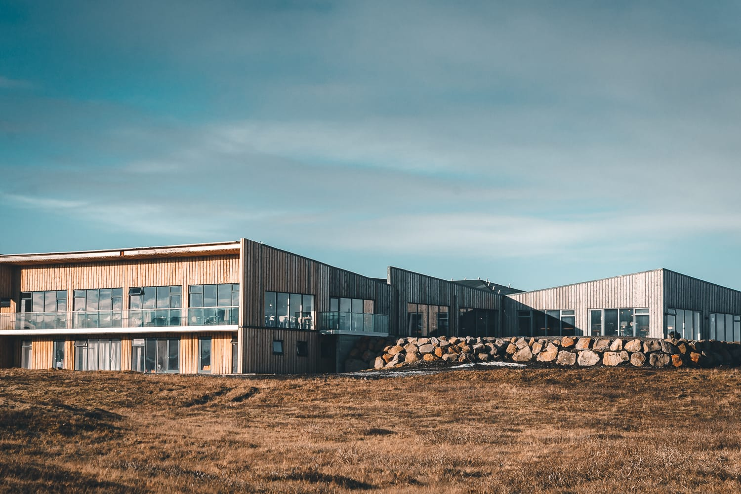 Gullfoss Tourist Center, Iceland