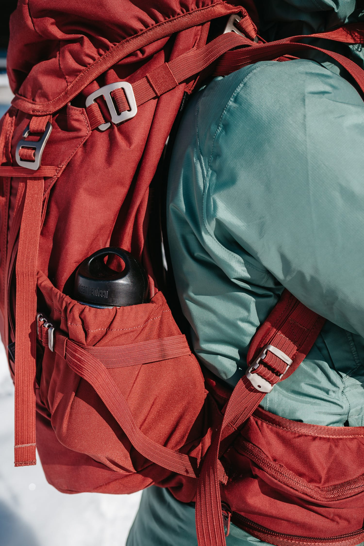 Product review of Lundhags GNEIK 34L by Rania Rönntoft © Northbound | www.northboundjourneys.com