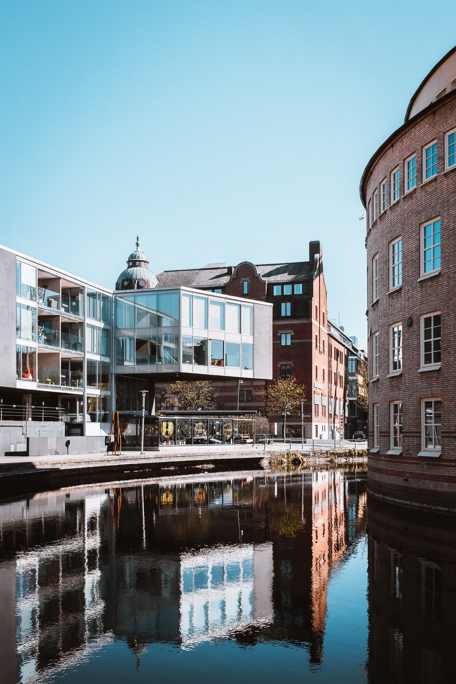 Explore art in Borås where the public space is a gallery with no limits
