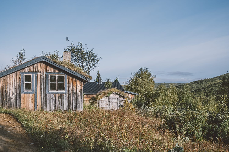 cabins in Ljungdalen