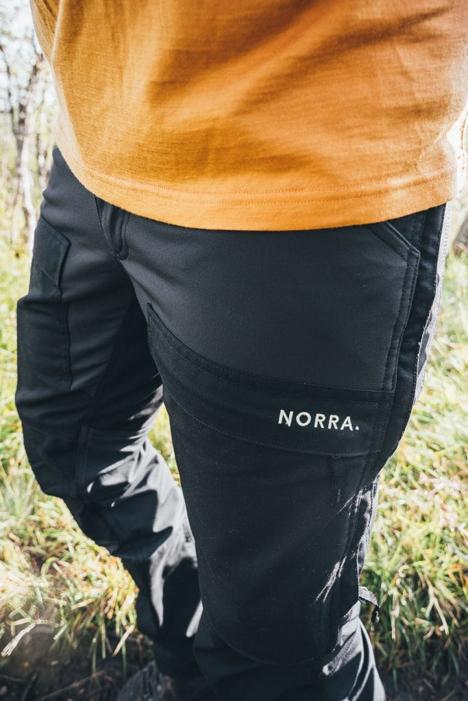 norra outdoor pants