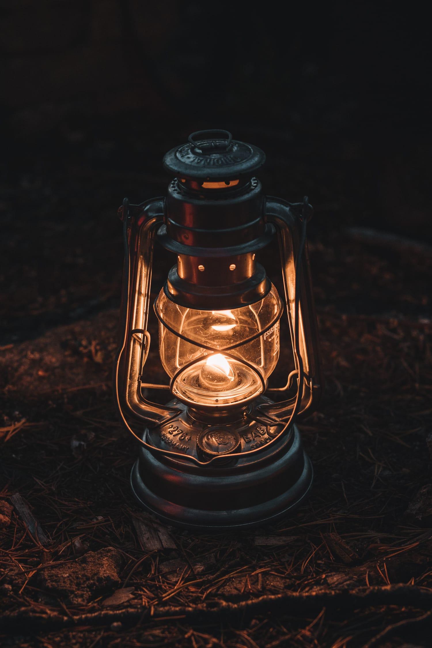 kerosine lantern