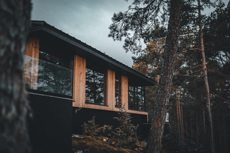 Villa Nagu in Finland