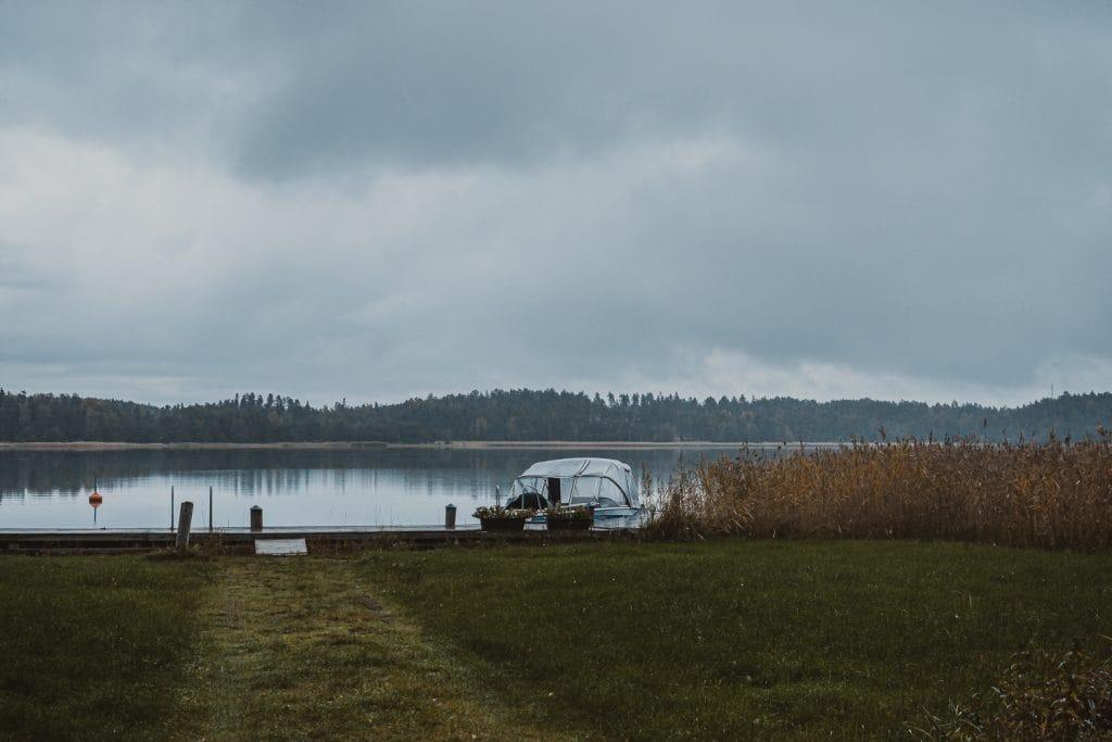 hiking the St. Olav Waterways