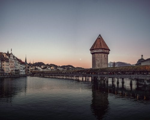 A cozy winter weekend in Lucerne