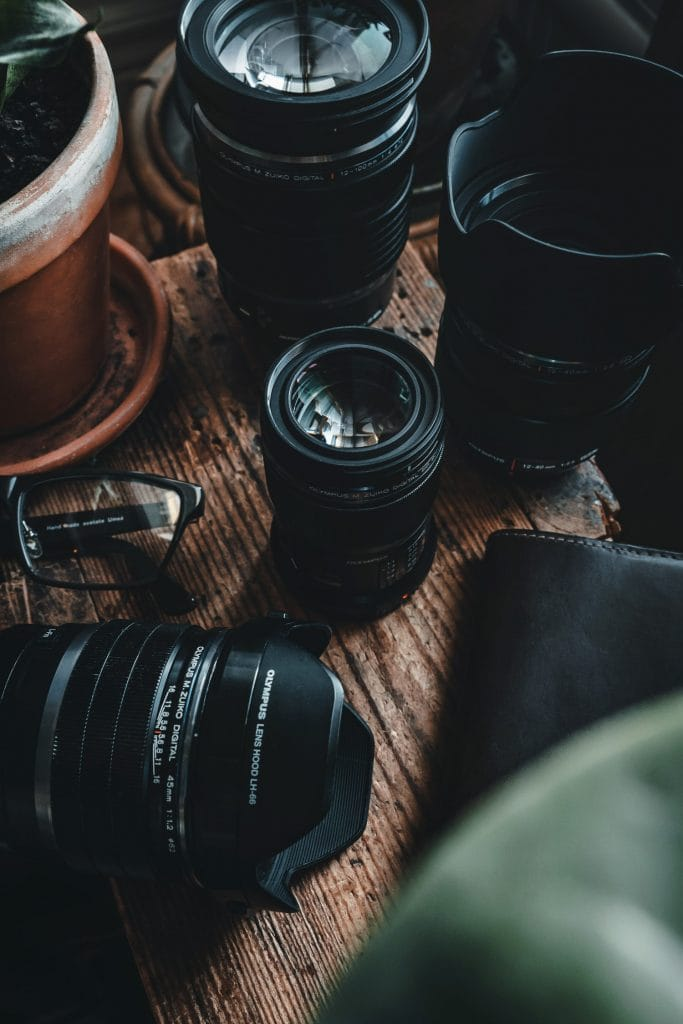 A mirrorless camera guide - Olympus lenses