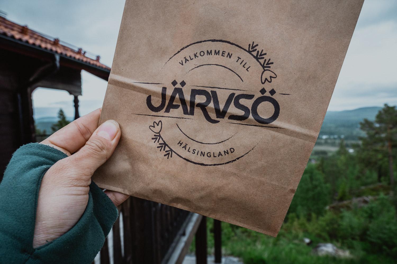 cabin life in Järvsö