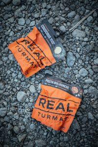 Real Turmat camp food