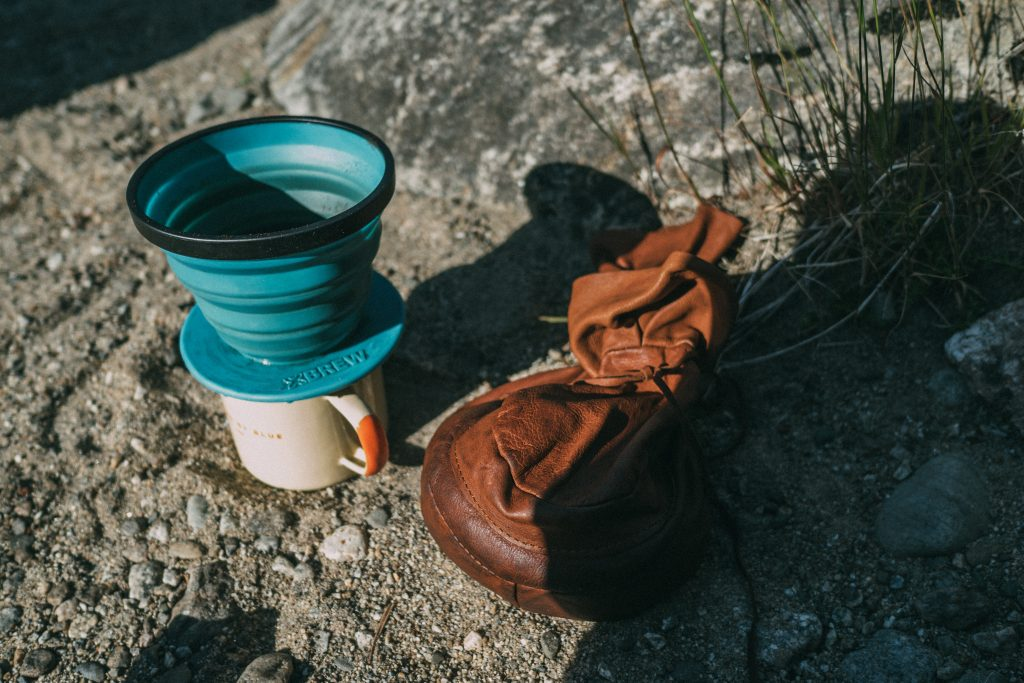 Sea to summit X-brew coffee maker
