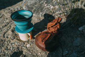 Sea to summit X-brew coffee maker