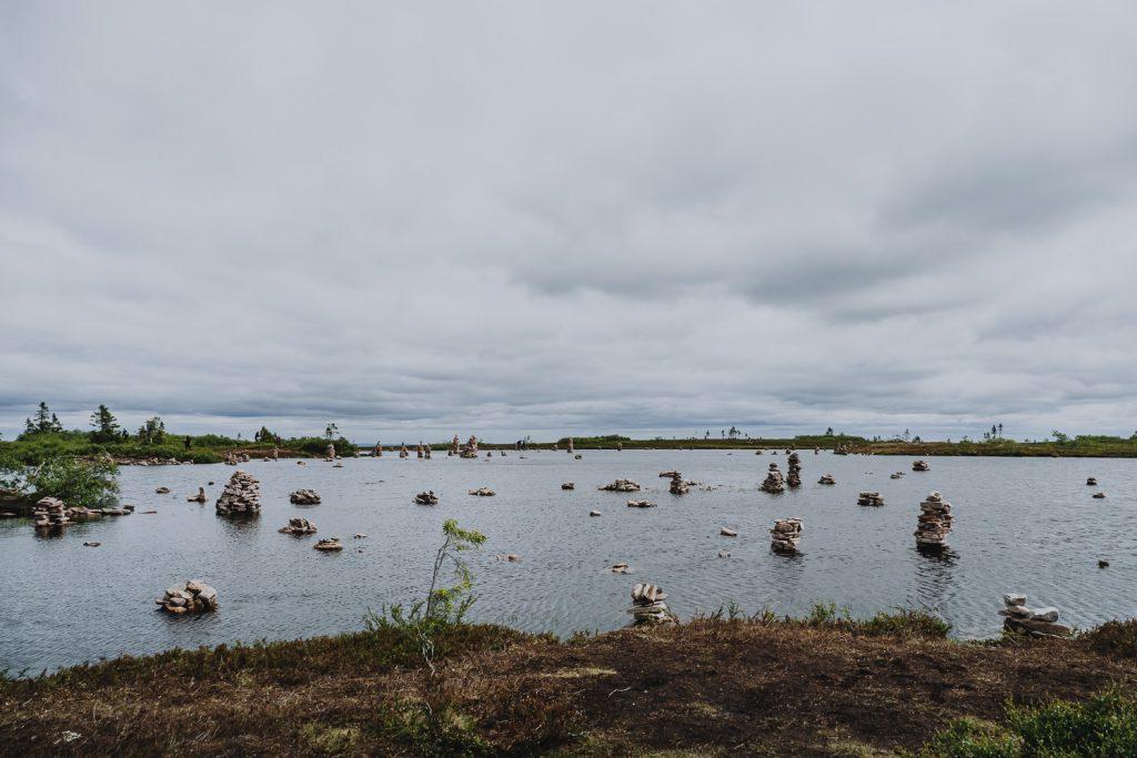 Vandra till Stensjön i Sälenfjällen