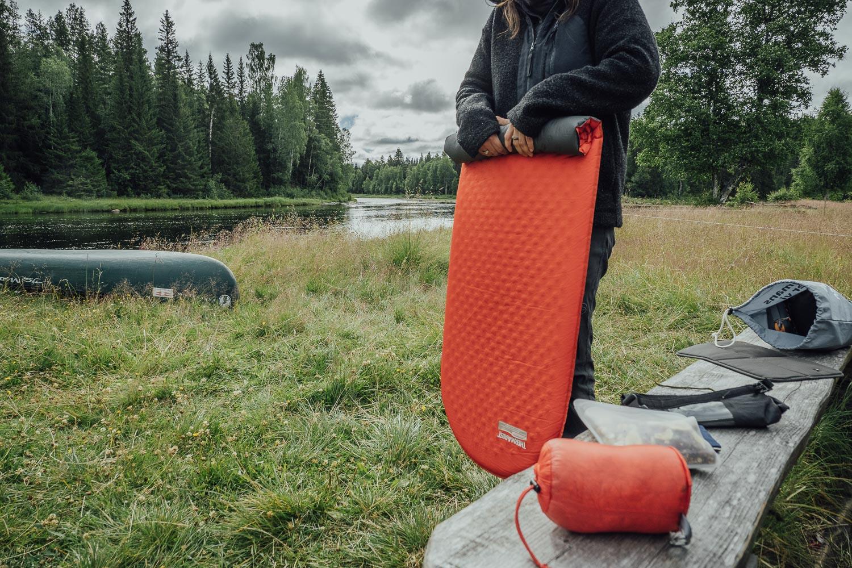 kanot camping