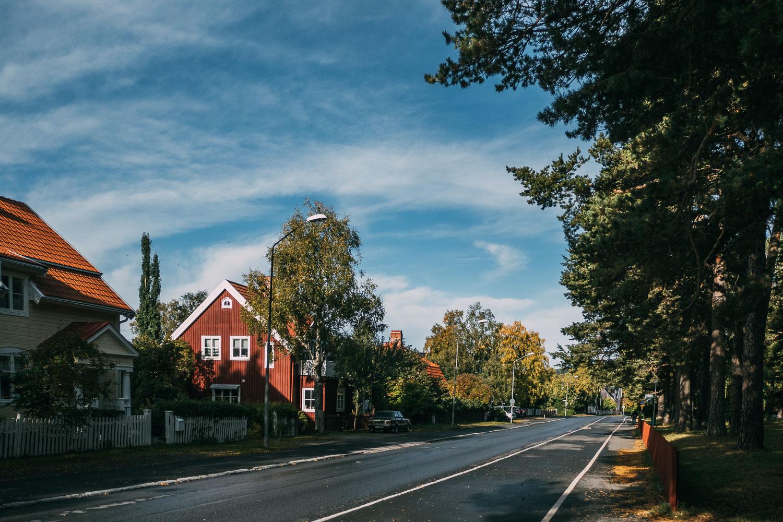 Weekend i Östersund