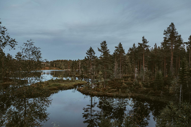 Slowcation i Örebro - vandra runt Ånnabodasjön