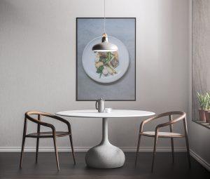 Food Still life art print