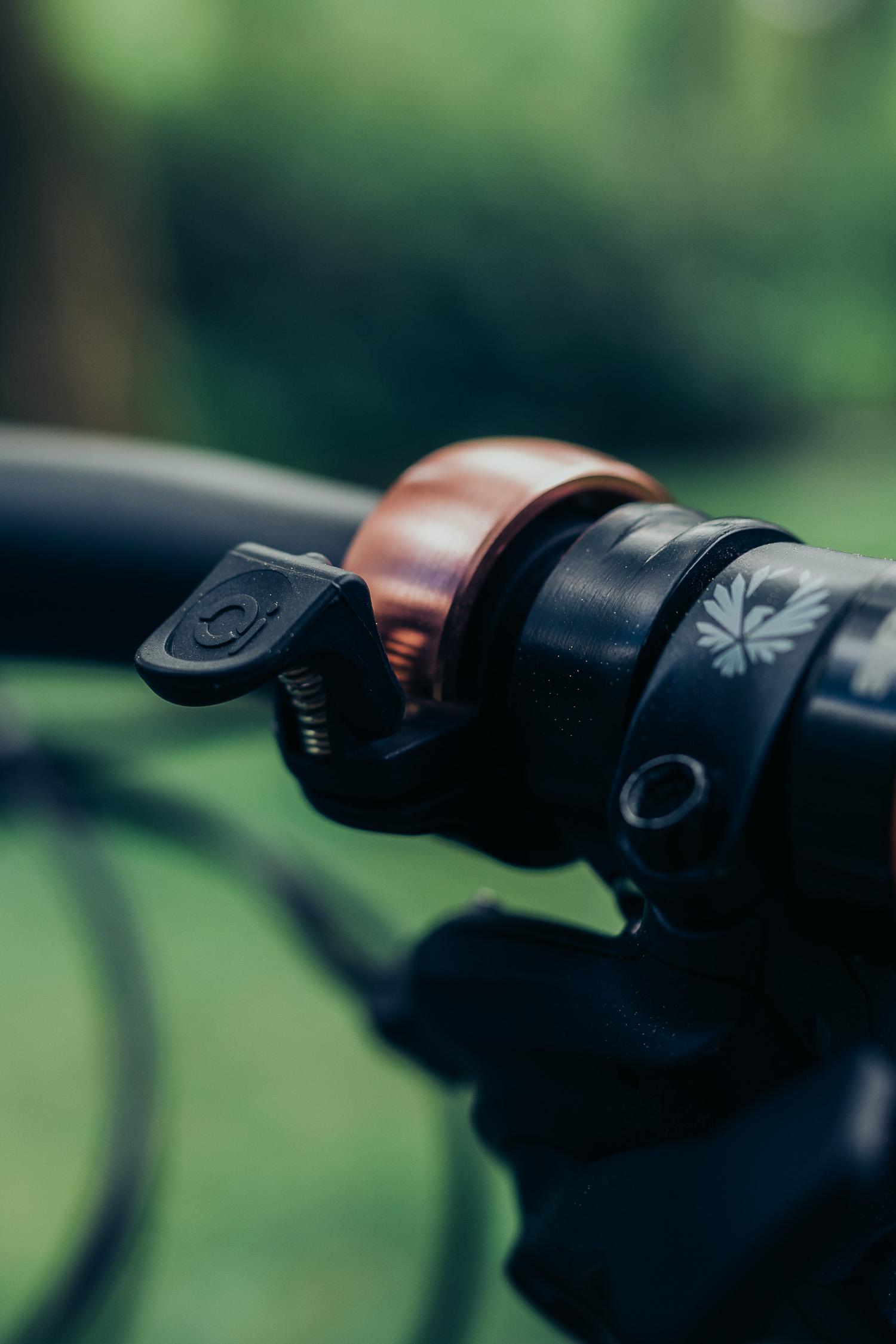 OI bike bell